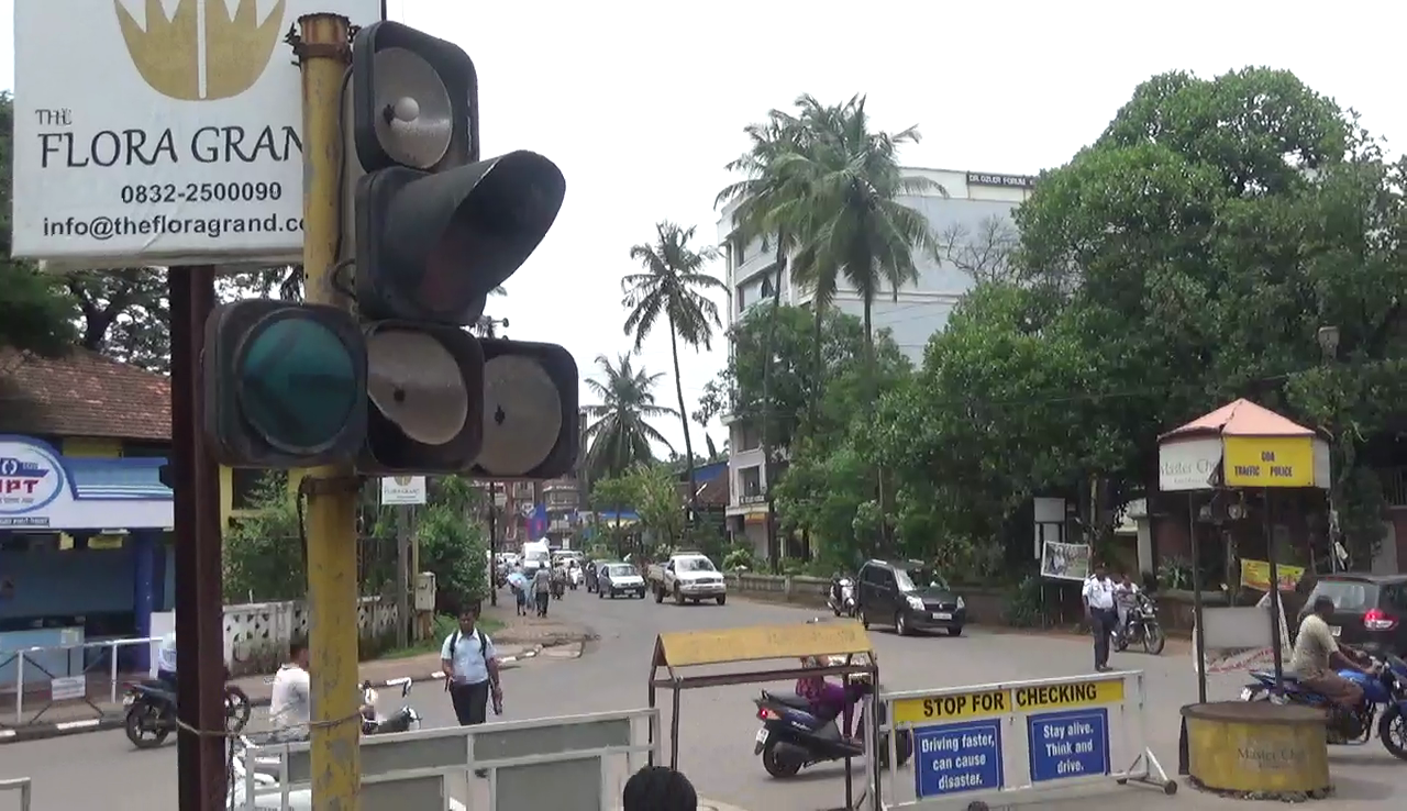 Murgao taluka will have a proper traffic management plan soon