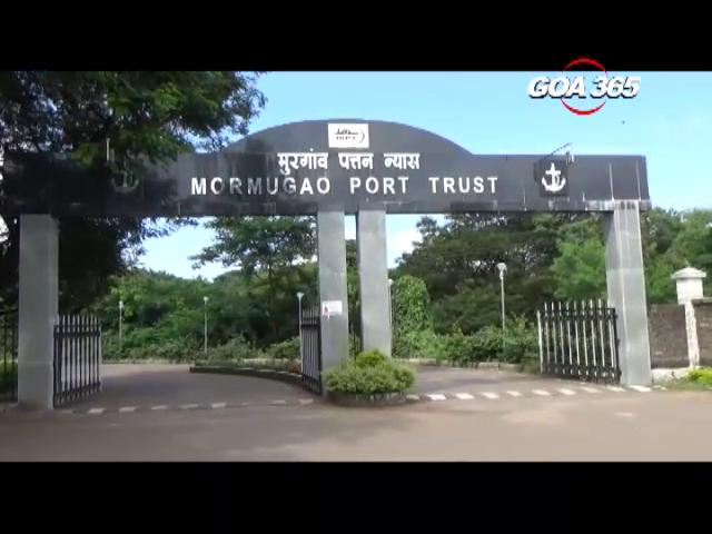 Murmogao Port Trust planning on auctioning off  bankrupt ship yard