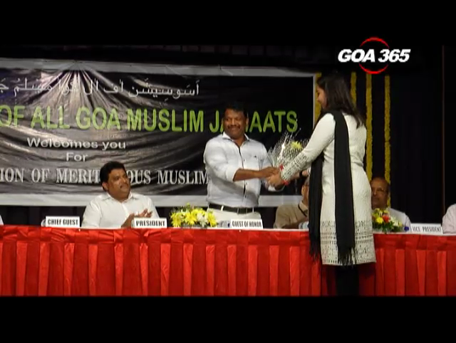 Muslim body felicitates 120 meritorious students