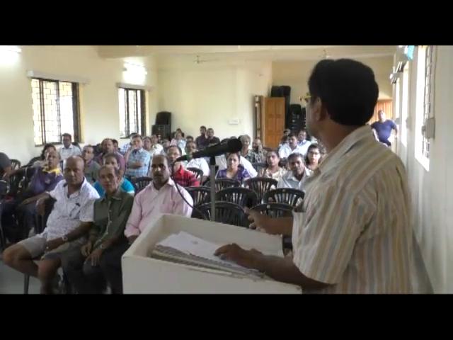 Navelim sabha opposes PDA, RP21, police station