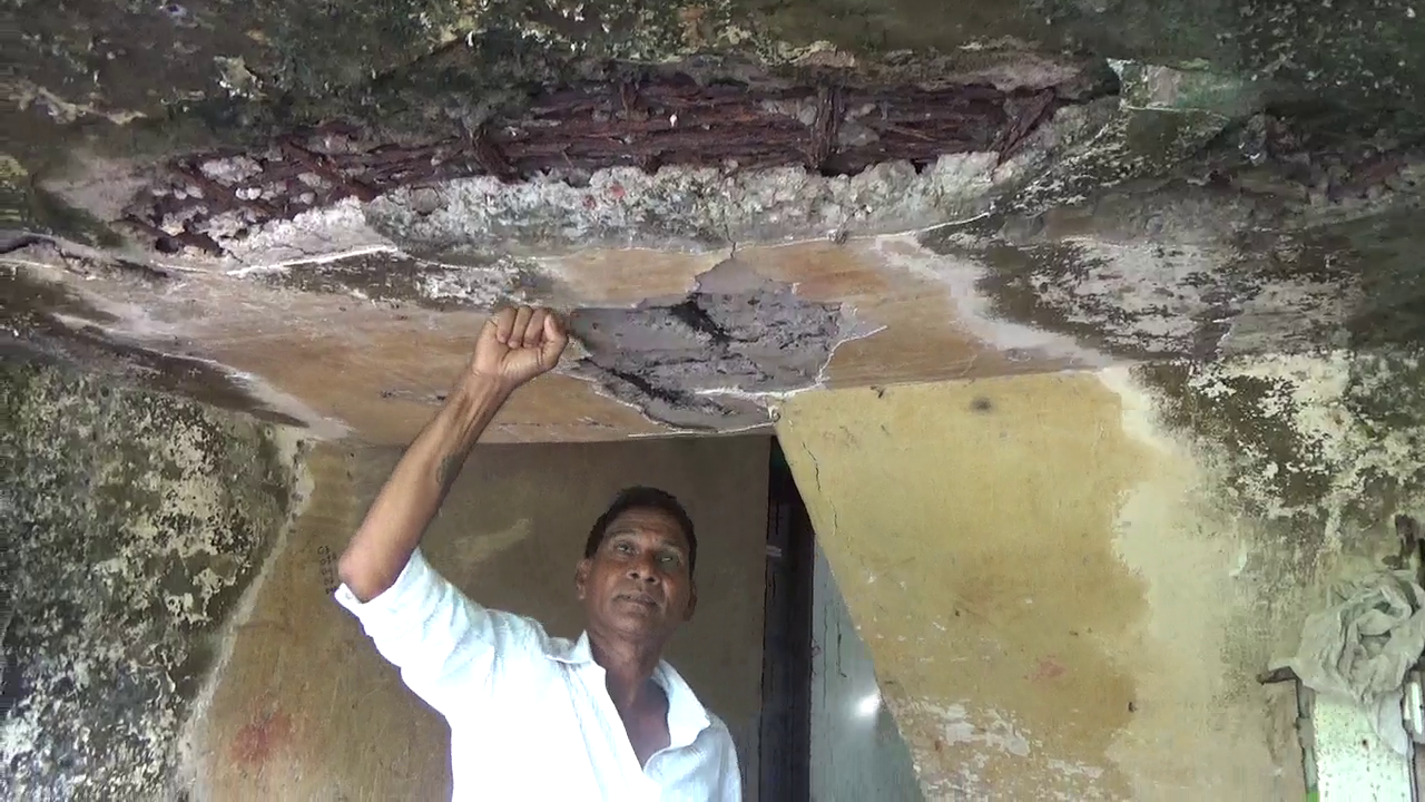 Negligence of authorities results in dilapidated state of Vasco Police Quarters