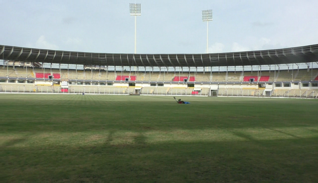 Nehru Stadium ready to host Under-17 World Cup matches