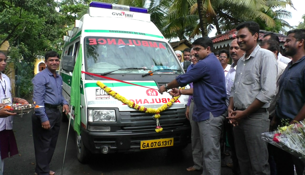 New ALS ambulance service in Fatorda