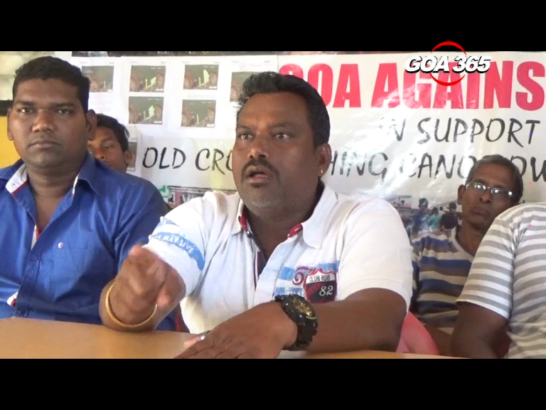 No dredging; coal pollution very prominent: Vasco NGO