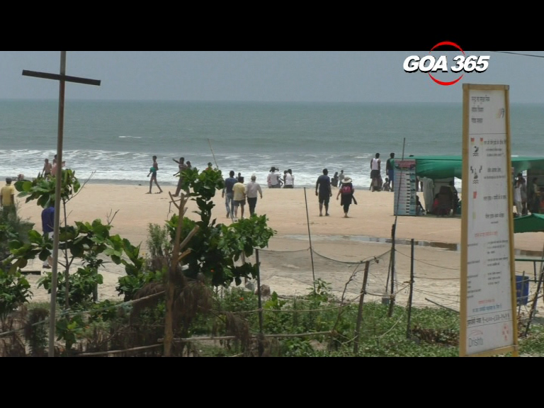 No toilets on Colva beach; locals up in arms
