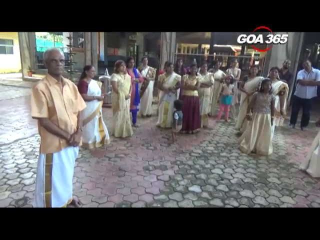 Onam celebrations in state