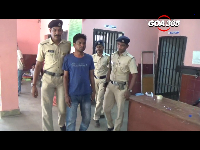 One more arrested for selling ganja in Vasco