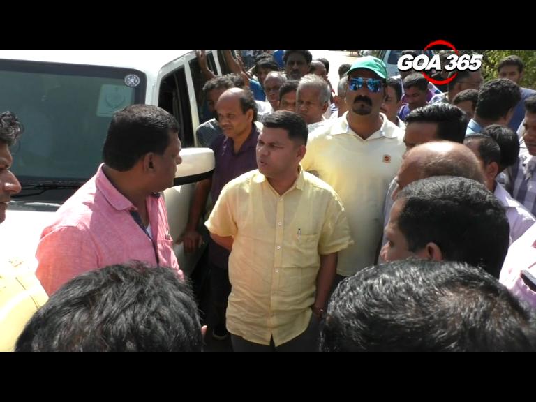 Ore transportation restarts from Codli