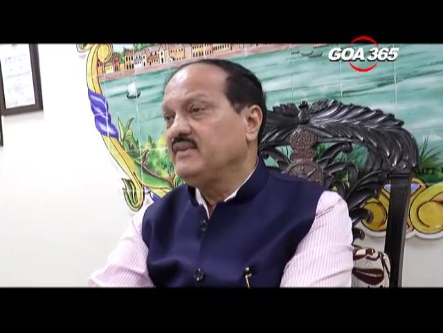 Panaji Mayor hints at CCTV scam under Smart City