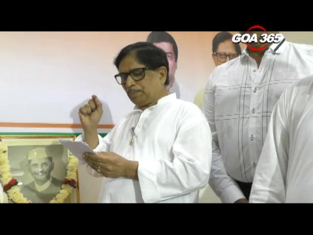 Parrikar allotted portfolios after RSS sanction: Shantaram
