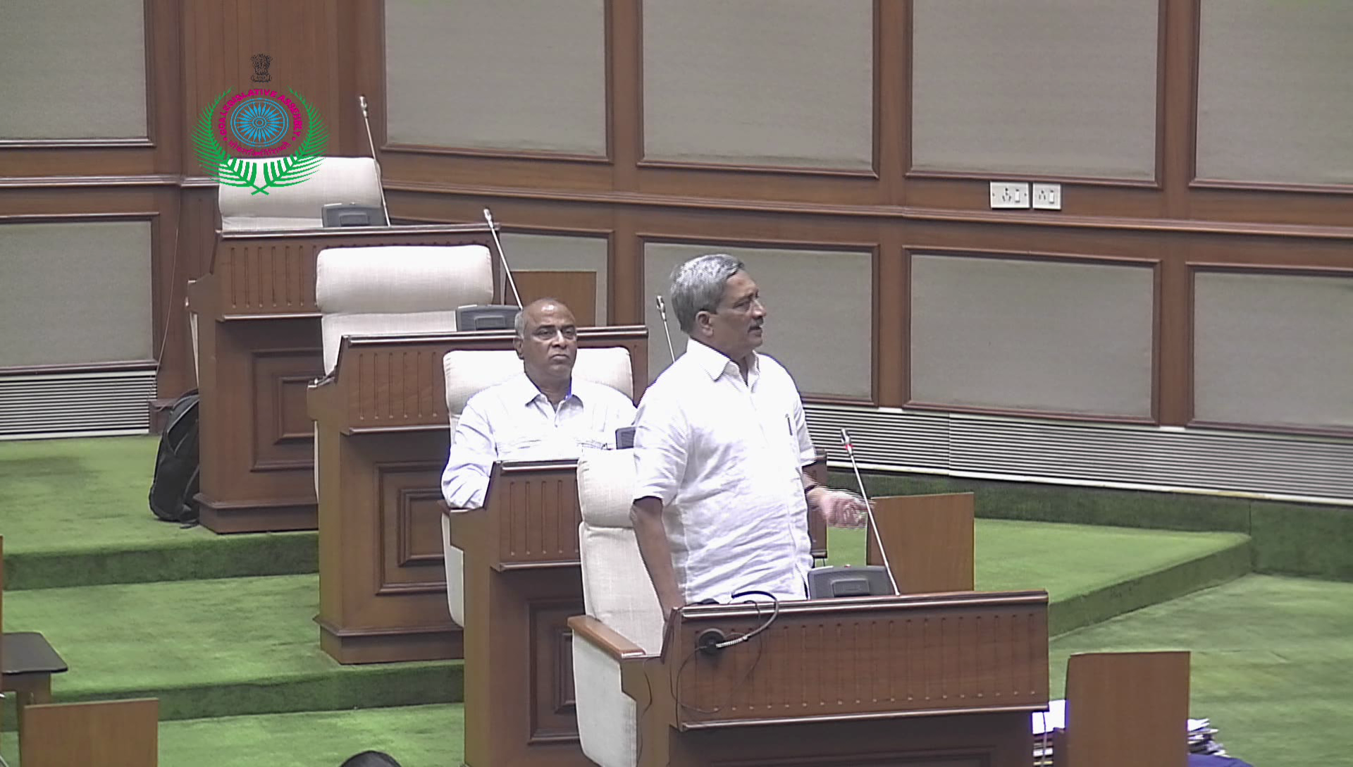 Parrikar still not given up Akshaypatra for mid-day meals