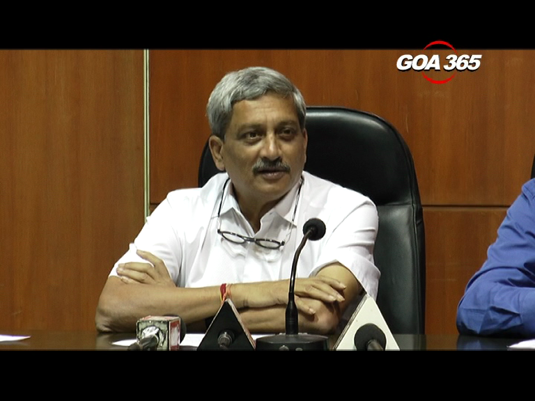 Parrikar treated for pancreatitis, all pray for his speedy recovery