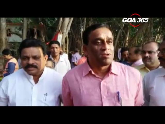 Parsekar did not follow procedure for water treatment plant: Sudin