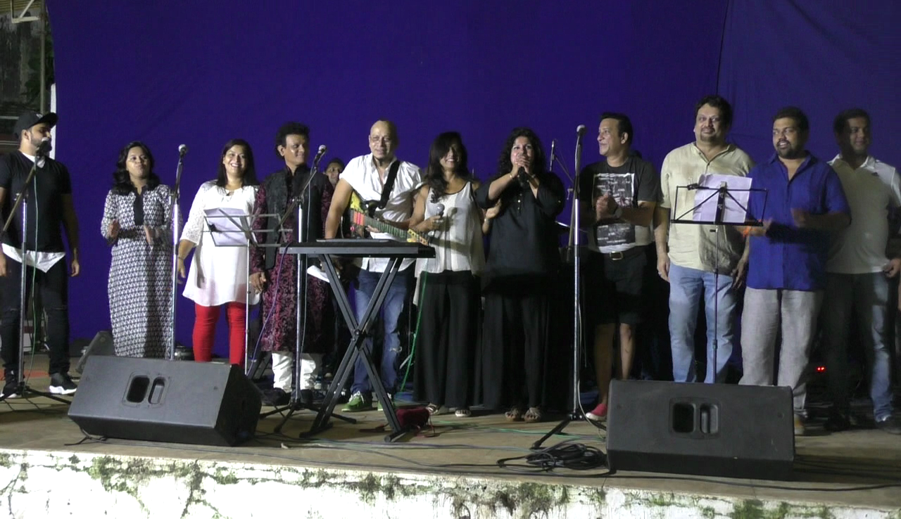 Peace and Harmony Concert held in Madgao