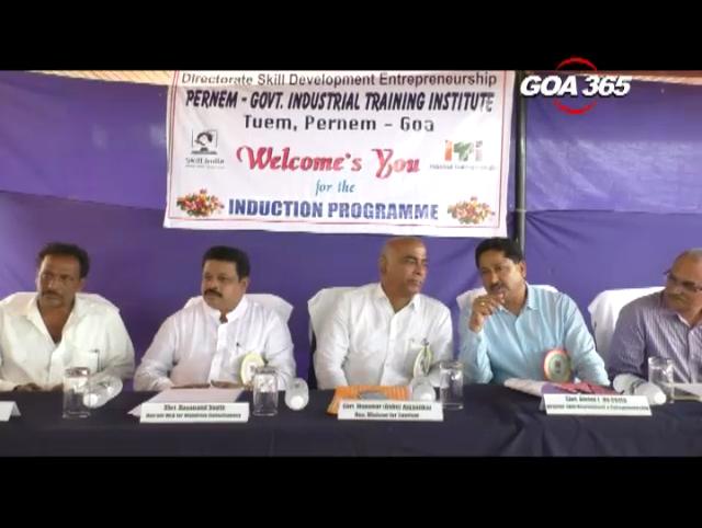Pednekars will get preference in jobs at Mopa Int'l Airport: Babu Azganokar