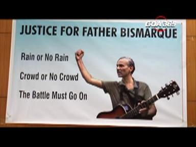 Petitioners allege sabotage in Fr Bismarque death probe