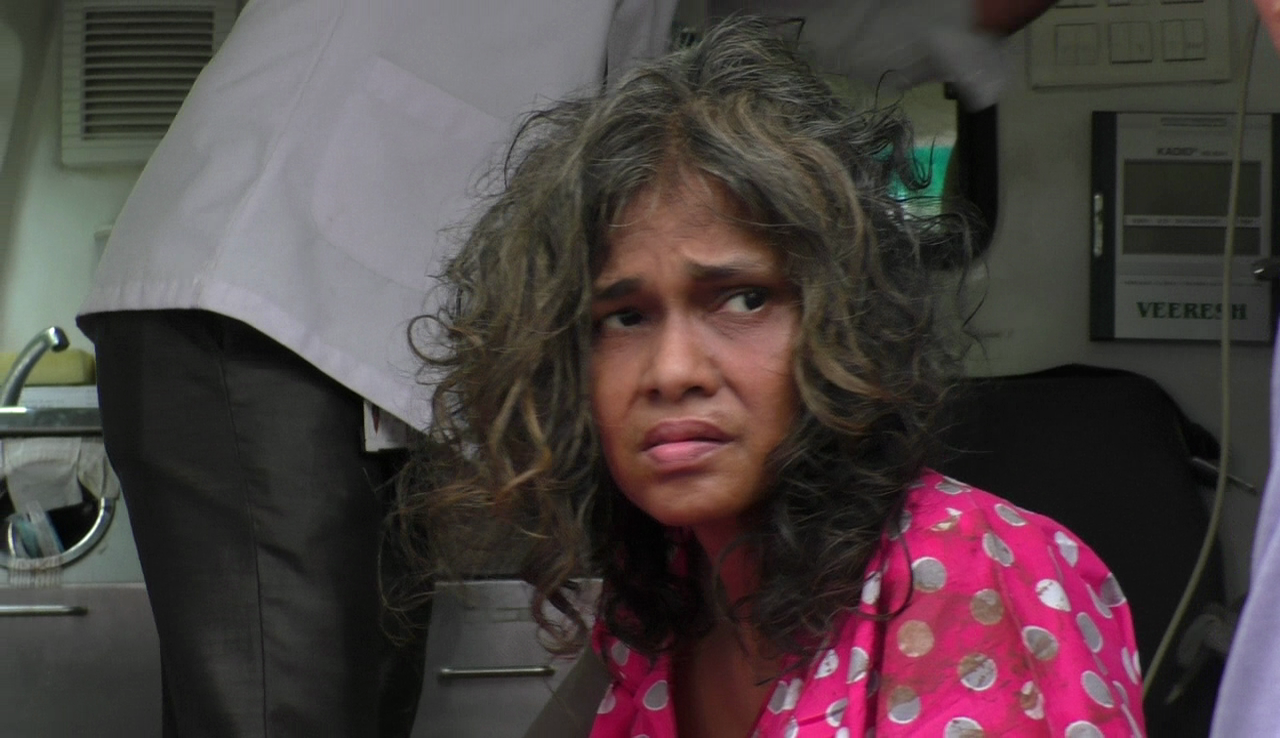 Police rescue a woman confined in a room for over a decade