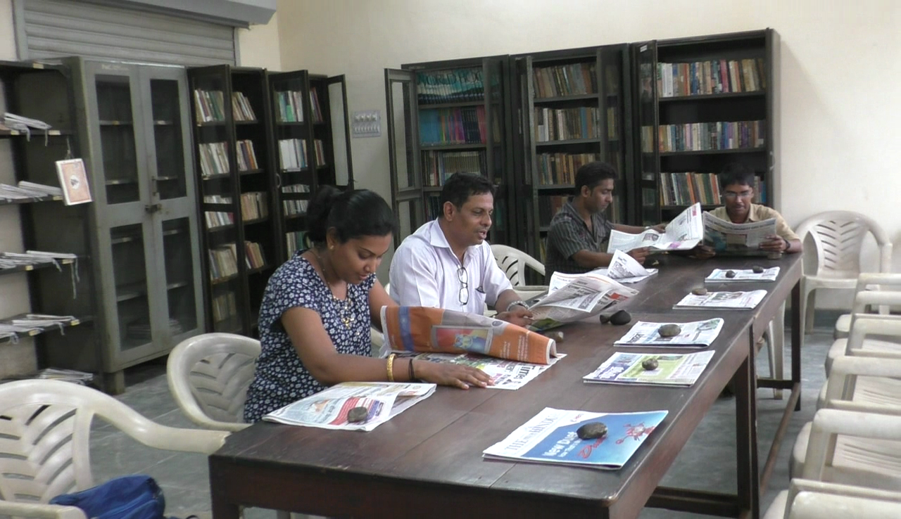 Ponda Municipal Library shifted from Shastri Bldg; vendors urged to follow