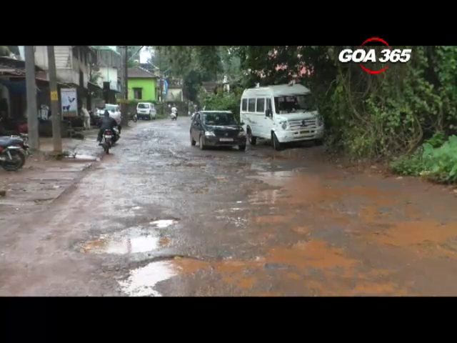 Ponda roads crying for attention