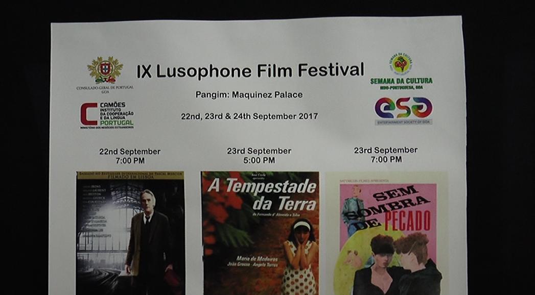 Portuguese consul general opens Lusophonia  Film Festival