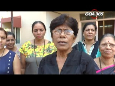 Porvorim residents march to PWD for inadequate water supply