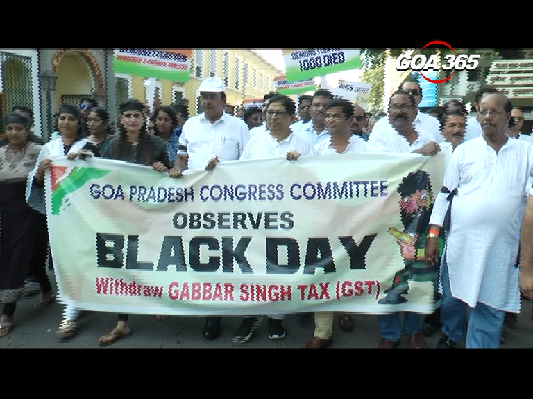 Protest against demonetization, GST held in capital