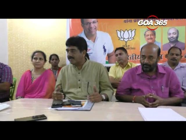 Ravi expert in spreading rumours, Vishwajit will win with historic margin: BJP