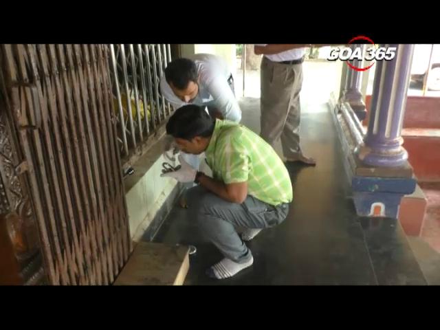 Robbers take away Maruti murti in Kudachade