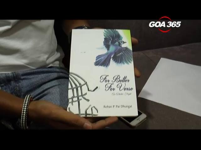 Rohan Pai Dhungat rises like a 'phoenix' on horizon of art & literature