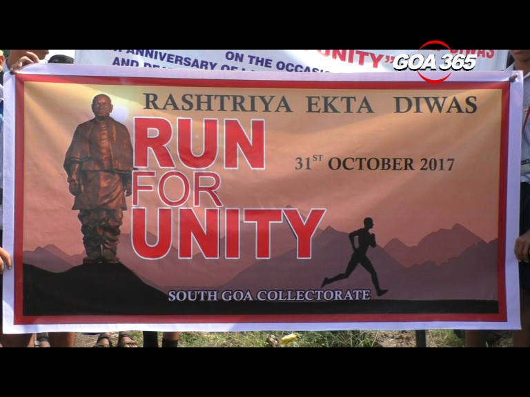 Run for Unity held all over the state