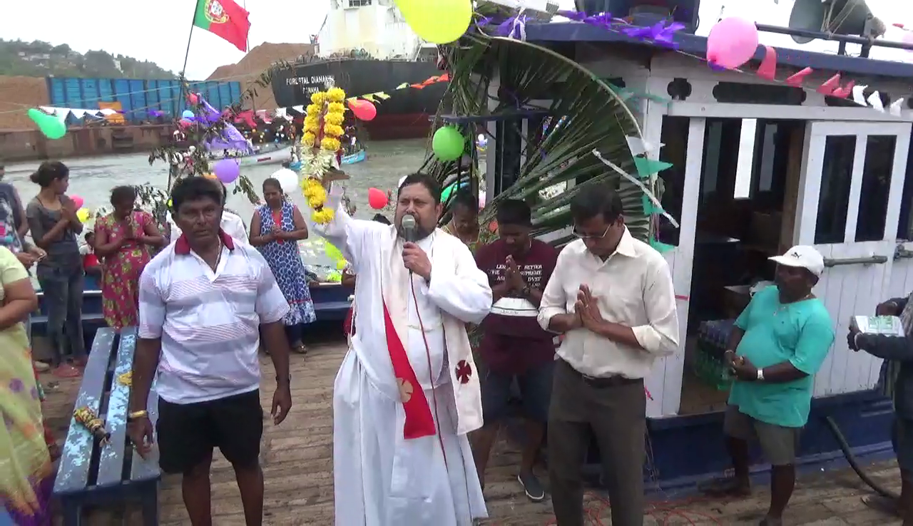 Saint Peter and Paul feasts celebrated in Goa