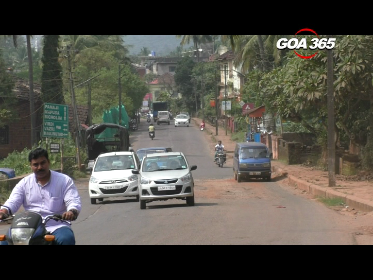 Sakhali town, surroundings suffer from pathetic roads
