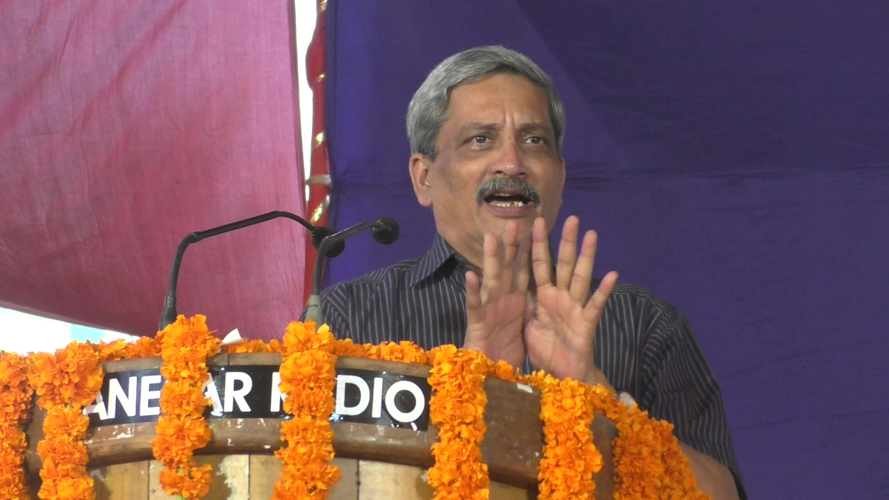 Salcete didn't vote for BJP, but my Govt won't neglect it: Parrikar