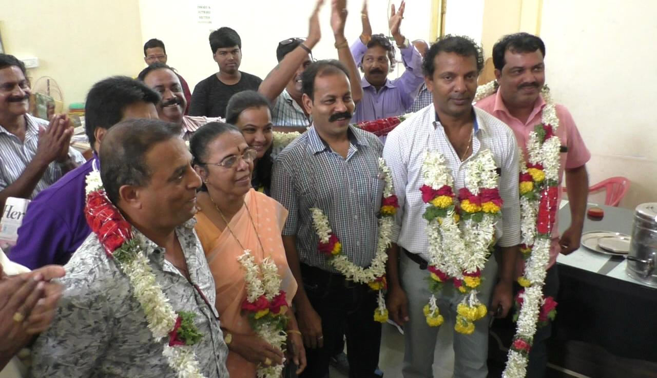 Savio Almeida elected Sarpanch of Anjuna Caisuva Panchayat