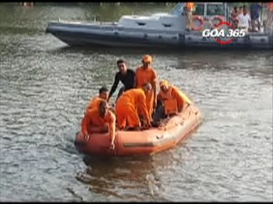 Search in Sanvordem mishap suspended, 3 bodies found, 14 rescued