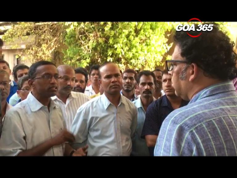 Sesa, Chowgule employees knock govt's door
