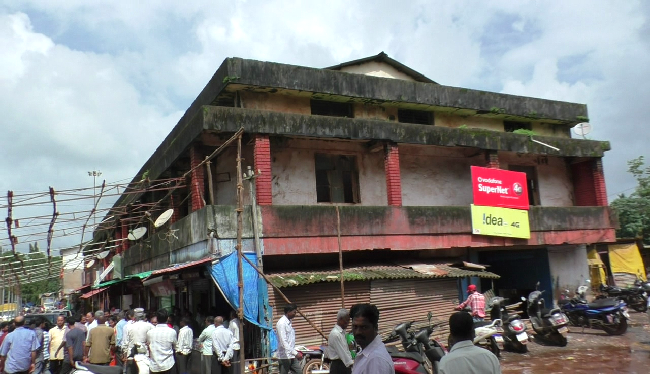 SGPDA Market complex to be rebuilt in Usgao