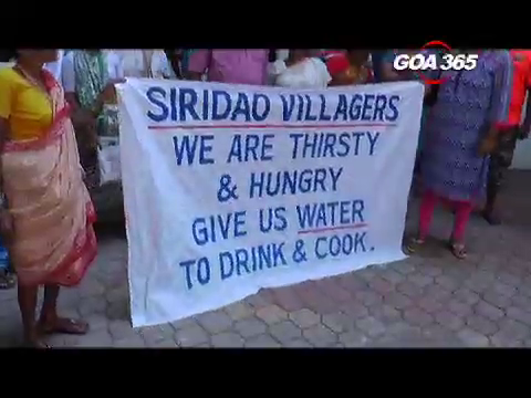 Shirdon villagers march to PWD, get assurance over water supply