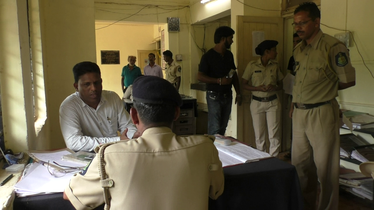Shortage of personnel at Cuncolim police station hampers work