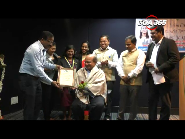 Silent workers felicitated
