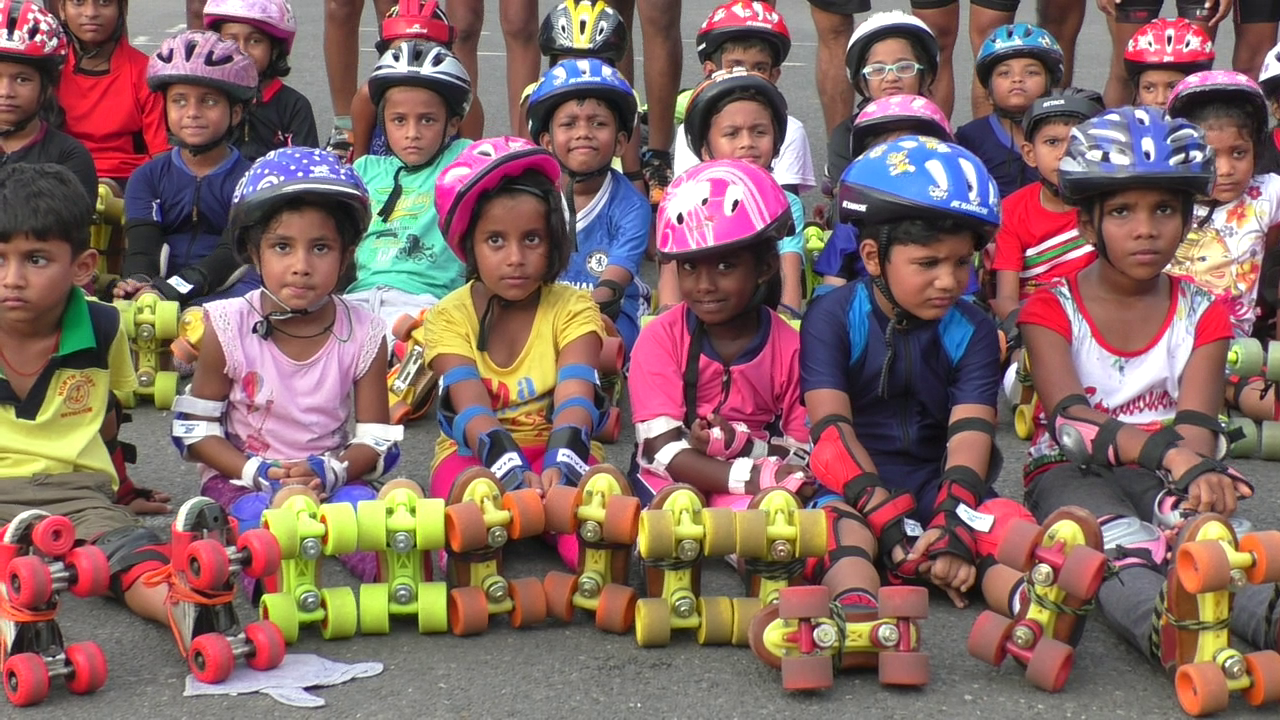 Skating Champions From Madgao demand better infrastructure
