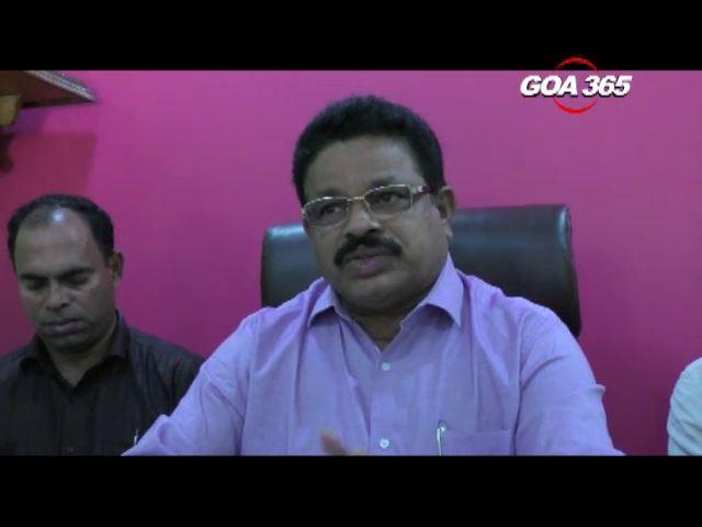Sopte accuses Babu of taking 'proxy contract' of Mopa, Babu claims 'only jobs for locals'