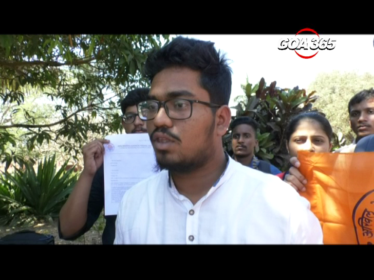 Students upset over delayed results