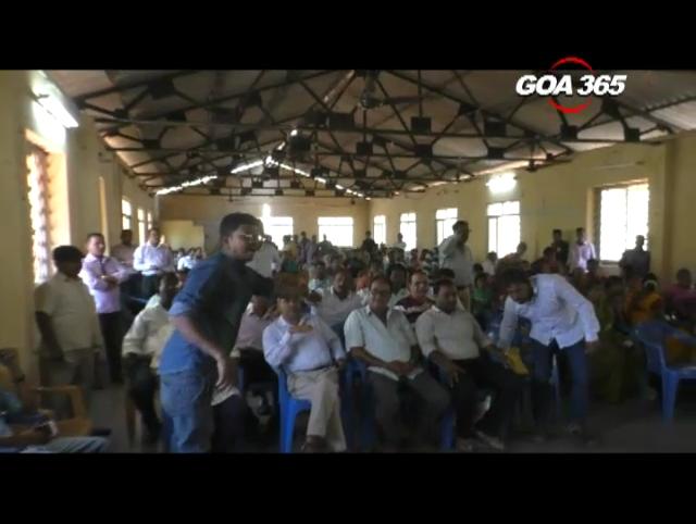 SUNDAY GRAM SABHA: Bandoda discussed developmental works