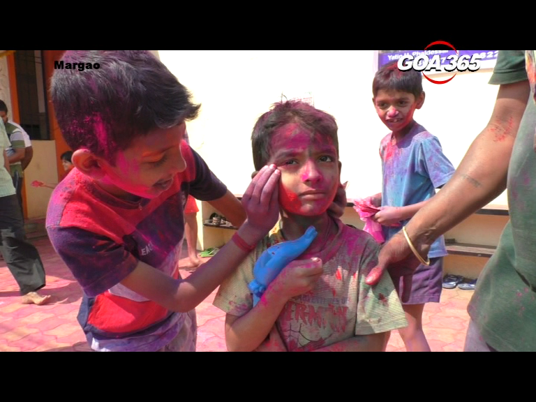 This Holi, splash of colours everywhere