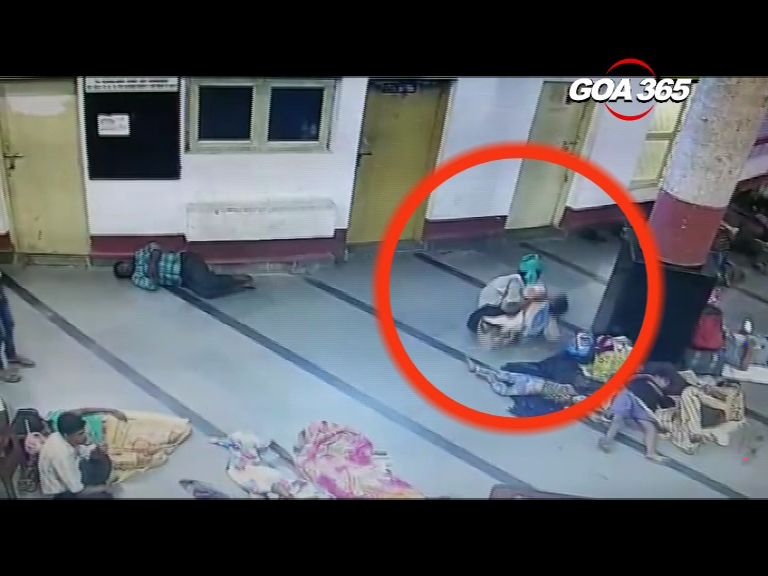 Three-year-old child kidnapped at Margao railway station