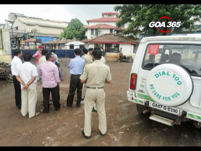 Timely intervention of Police averts major tragedy in Cuncolim