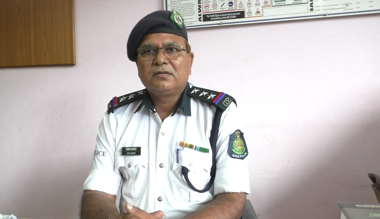 Traffic police deny allegations of impropriety