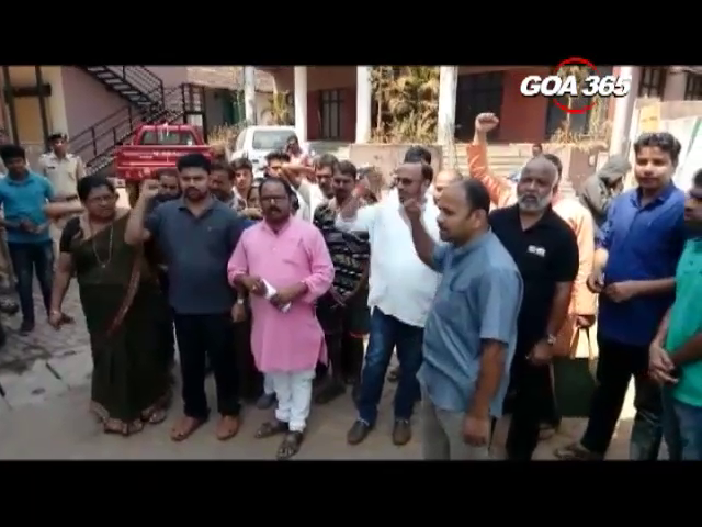 Valpoi: Shivaji statue row refuses to die down