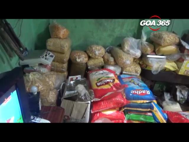 Vasco FDA raids: 400 kg mawa seized, destroyed